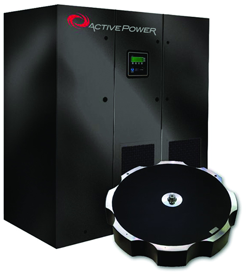 active-power-flywheel-ups