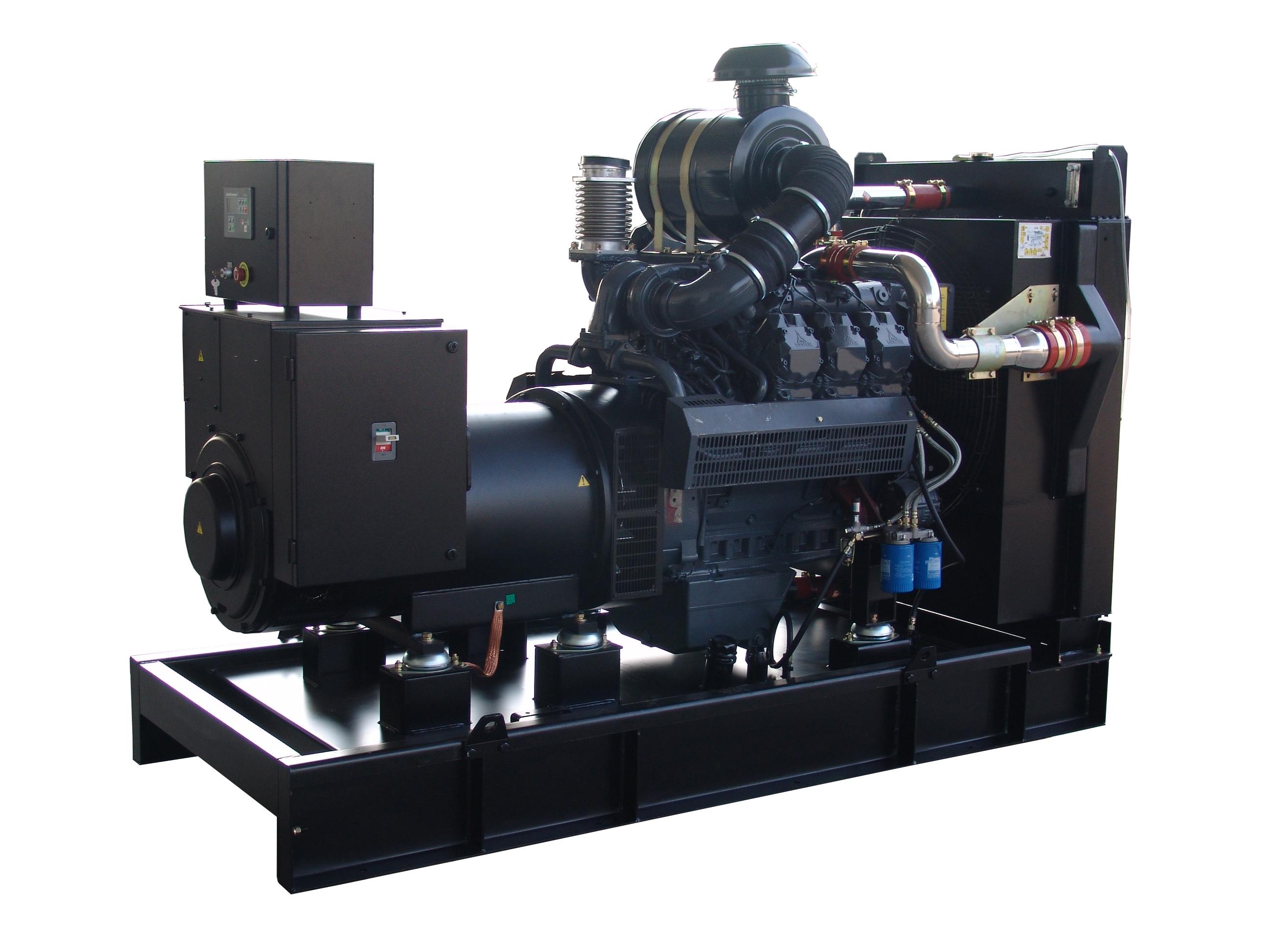 110 kVA Diesel Generator fra NORWERK NO-DE110
