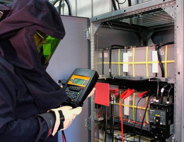 Batteri service hos Norwerk