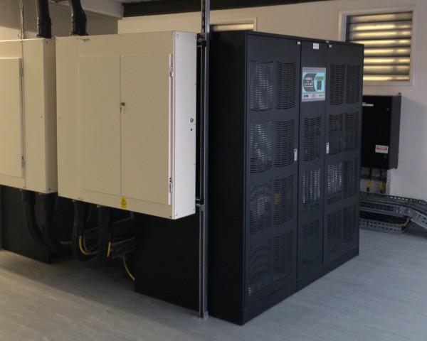 Borri B9600 FXS Redundant 600 kVA løsning