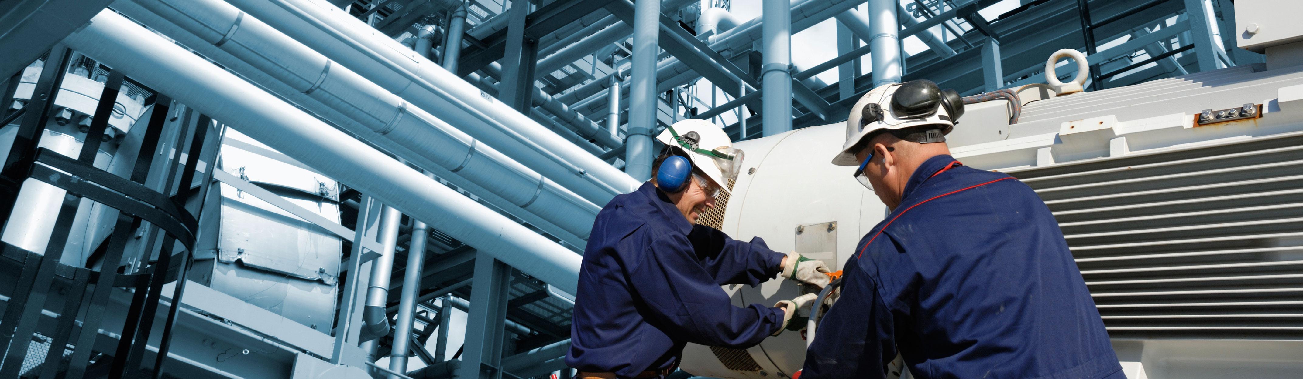 Nødservice, nødstrømsservice og forebyggende vedligeholdelses service hos Norwerk