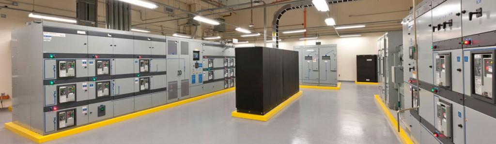 Norwerk servicerer no break anlæg / tavler for virksomheder