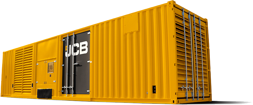 Generatoranlæg i container hos Norwerk