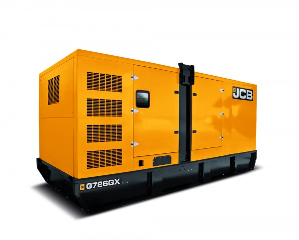 JCB Generator hos Norwerk