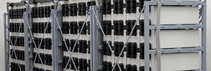 Vedligeholdelse forlænger levetiden af UPS-batterier