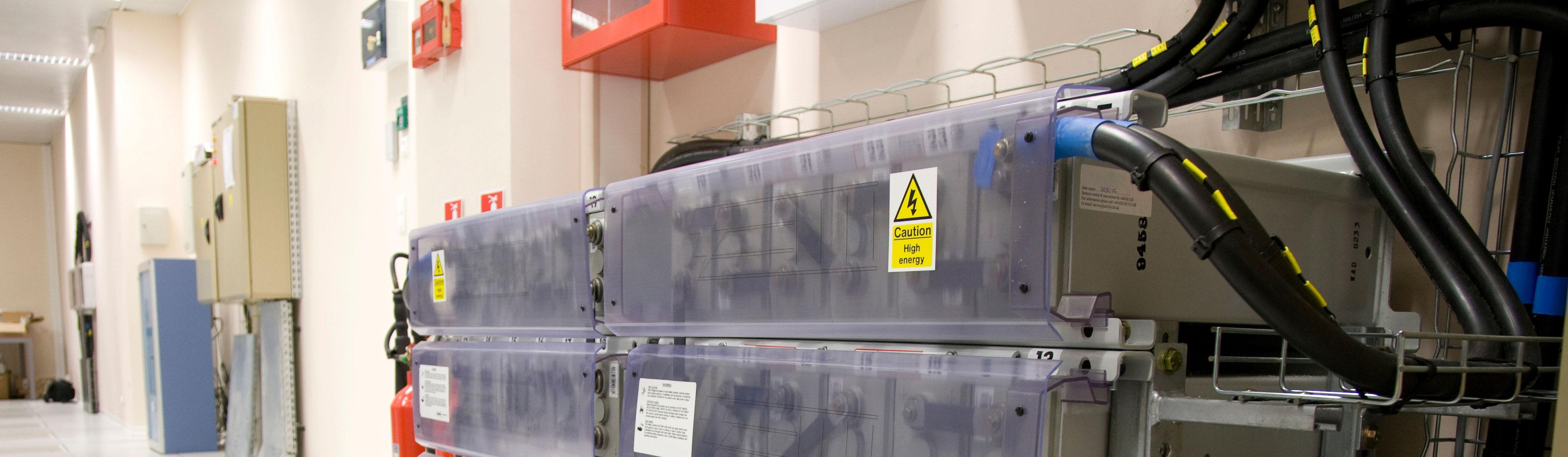 Service og overvågning af de kritiske batterier i nødstrømsforsyningen hos Norwerk